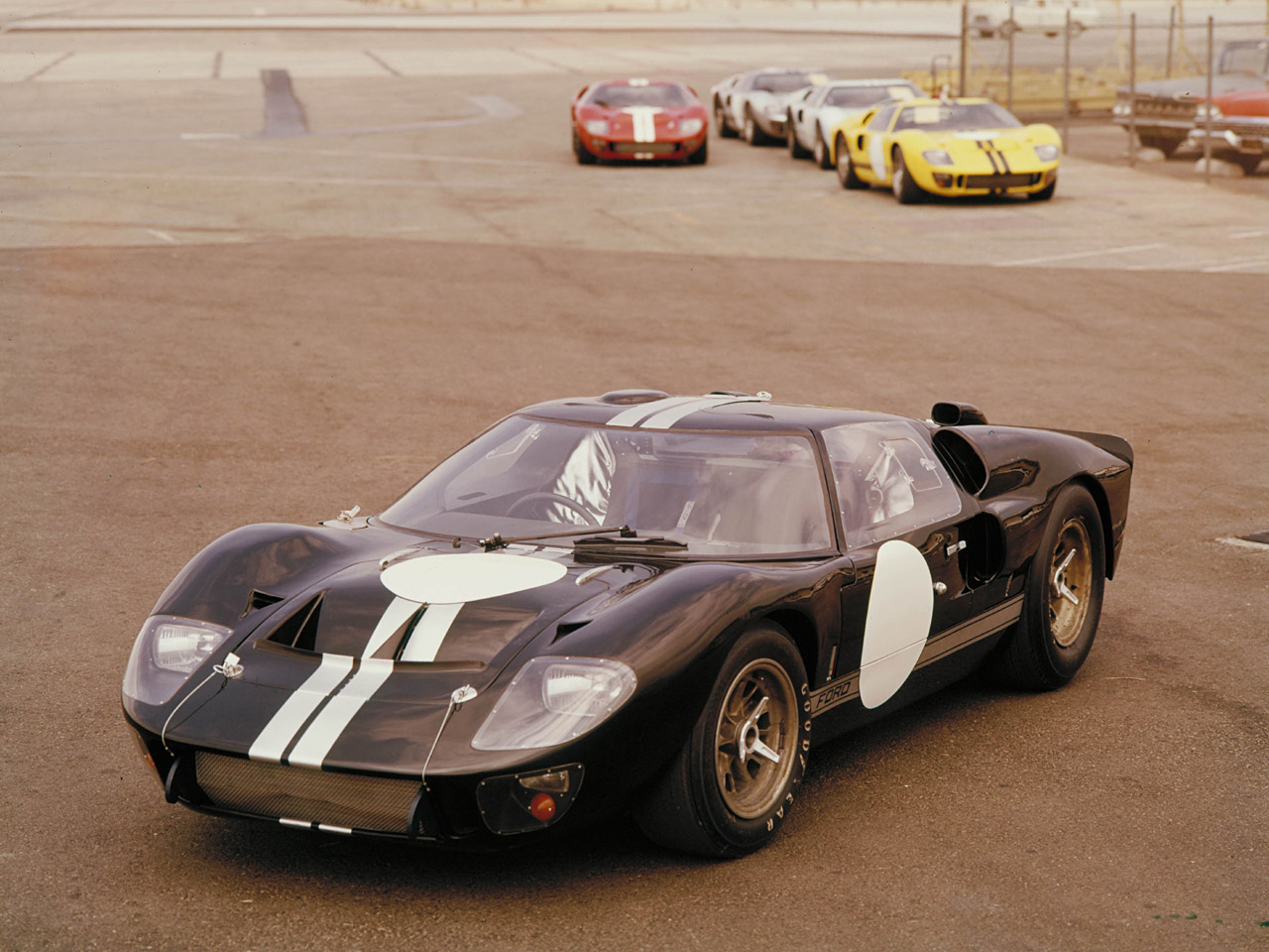 1966 Ford GT40 3