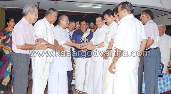 Award, C.T Ahmmed Ali, N.A.Nellikunnu, Congress, Kasaragod, Kerala, Kerala News, International News, National News.