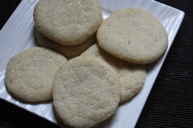Eggless Sugar Cookies Recipe - Soft & Fluffy