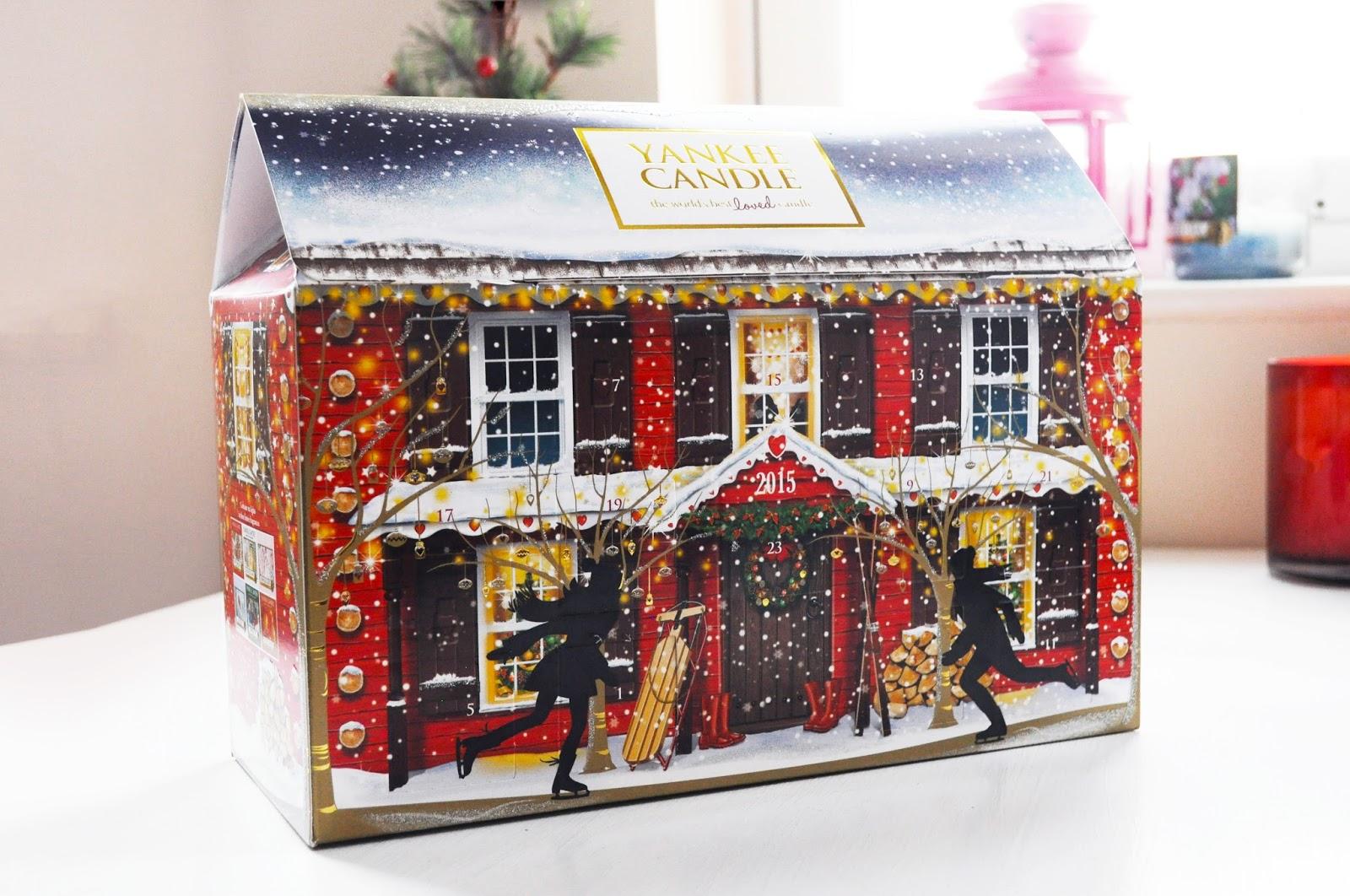 Yankee Candle Advent Calendar
