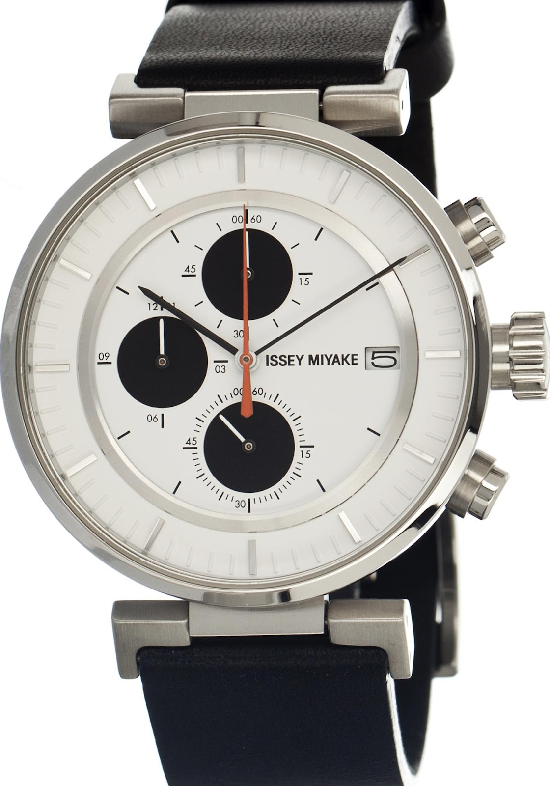 Watchismo times new issey miyake w chronograph available for Watchismo