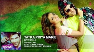 Tatka Priya Marie Song Lyrics from Bachchan (2014) Bengali Movie