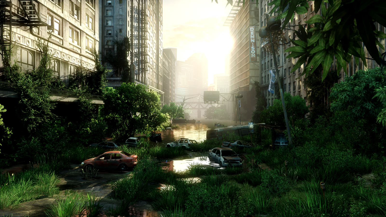 Central wallpaper the last of us hd wallpapers - Cg background hd ...