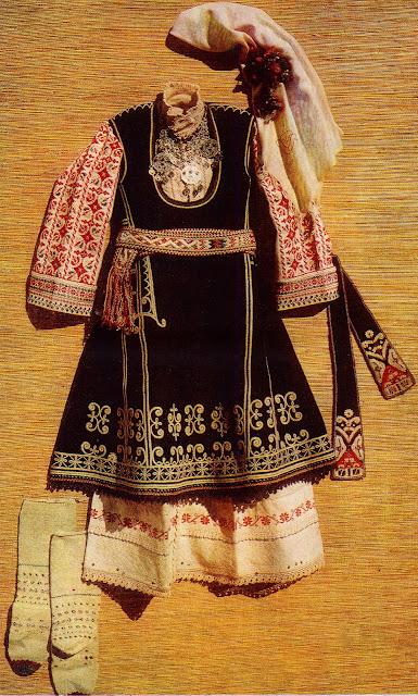 Куклы в Костюмах Народов Мира №44 - Болгария