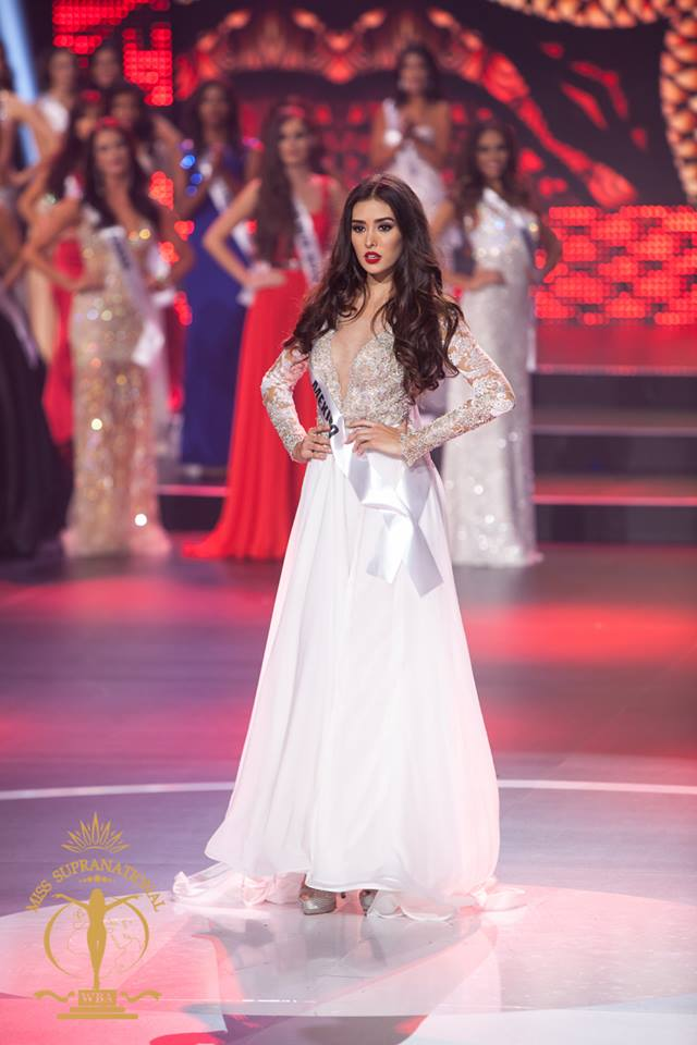 SASHES AND TIARAS.....Miss Supranational 2015 Finals: Evening Gown ...