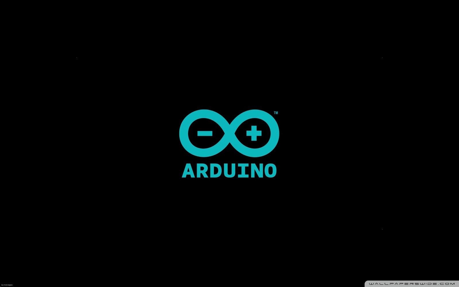 Logo of Arduino
