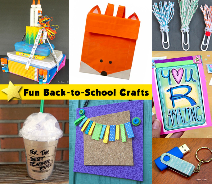 back to school projects Diy back to school projects supplies, room decor & clothes | aspyn ovard.
