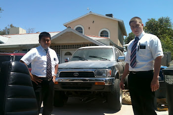 Elders Carrillo and Kinney