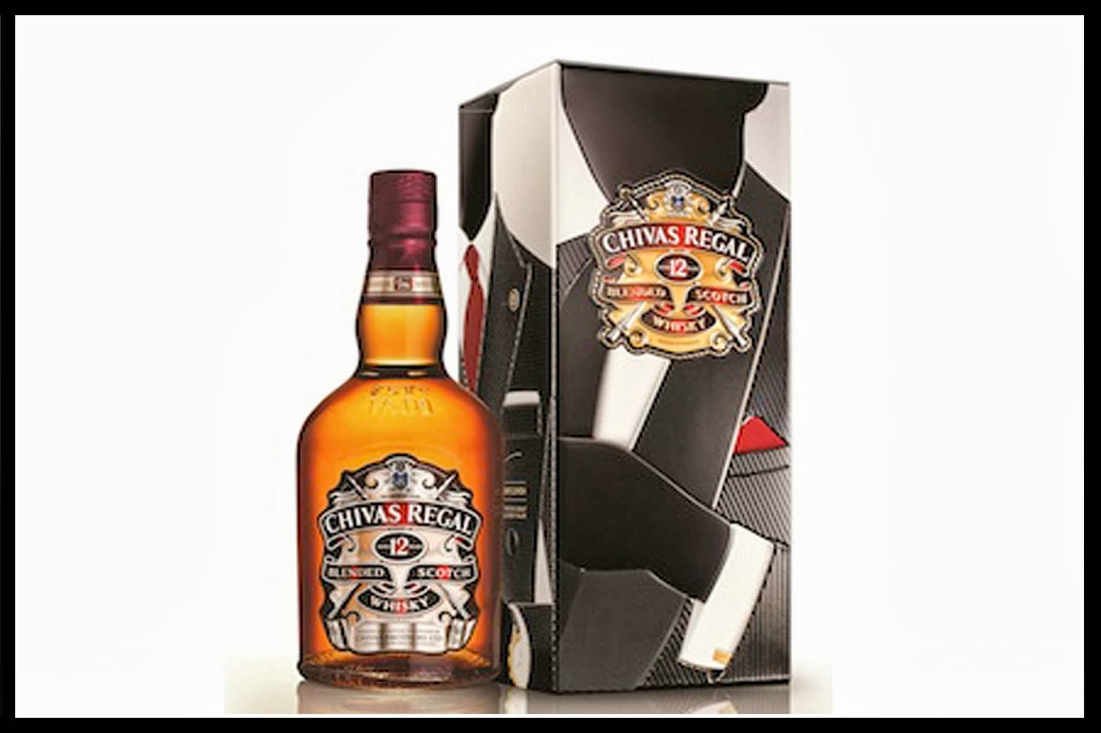 Seagram rebrands Chivas whisky