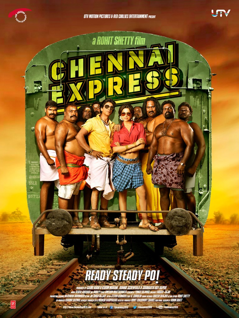 Chennai Express First Look Poster Wallpaper HD | Share ...
