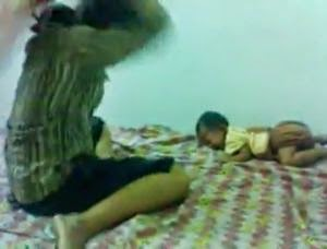 Facebook Refuses to Remove Baby Beating Video