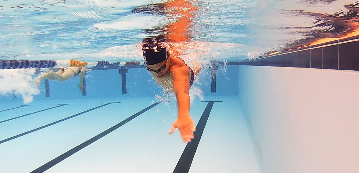 Feel For The Water Advice Tips To Improve Your Swimming The Problem With Swimming