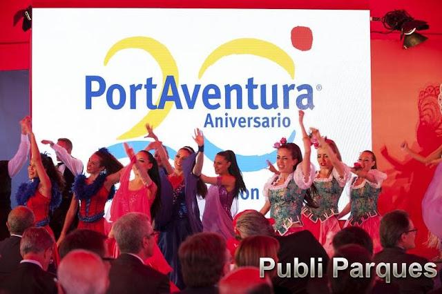 Evento Primera Piedra Ferrari Land PortAventura