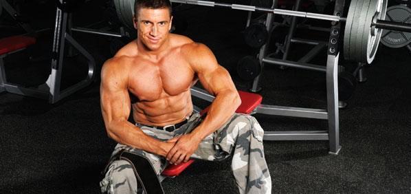 Cara Latihan Gym Yang Benar Untuk Membentuk Otot Dada