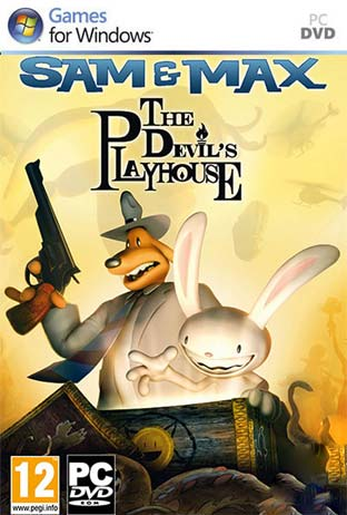 Sam & Max The Devils Playhouse Download for PC