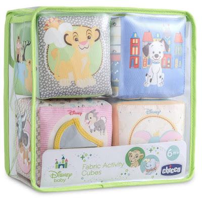JUGUETES - CHICCO - Disney Cubos  Edad: +6 meses | Bebé | Comprar en Amazon