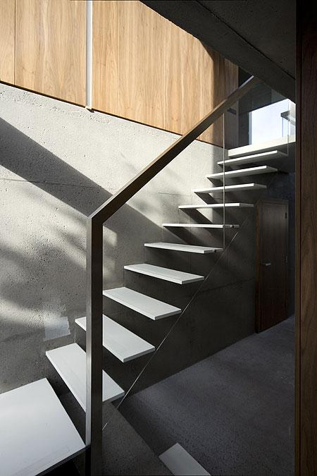 Ide untuk Desain Tangga Rumah Minimalis Modern 2015 yang perfect