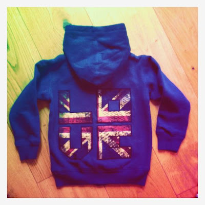 Alternative 7 kids hoody