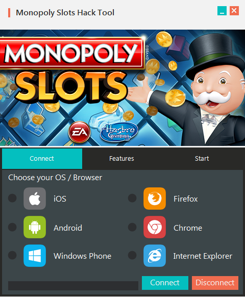 Monopoly slots android mod
