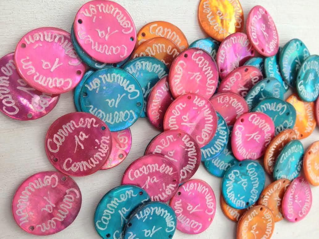 ¡Tus últimos detalles personalizados para la Primera Comunión! | www.mifabula.com