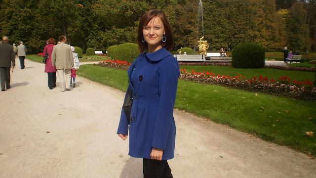 Analiza kolorystyczna - Justyna