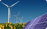 Wind and Solar are Green Energy sources