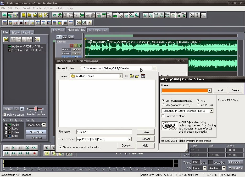 adobe audition 1.5 free download full version with crack