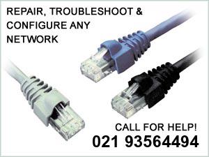Instalasi jaringan LAN di Cikarang