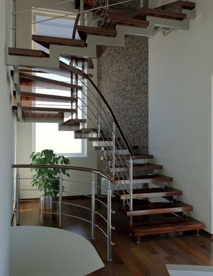 Interior Railings Minimalis