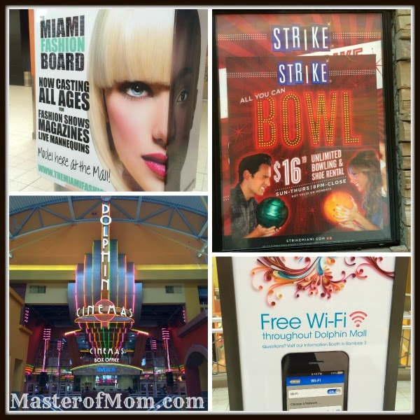 Fun and perks at Dolphin Mall in Miami