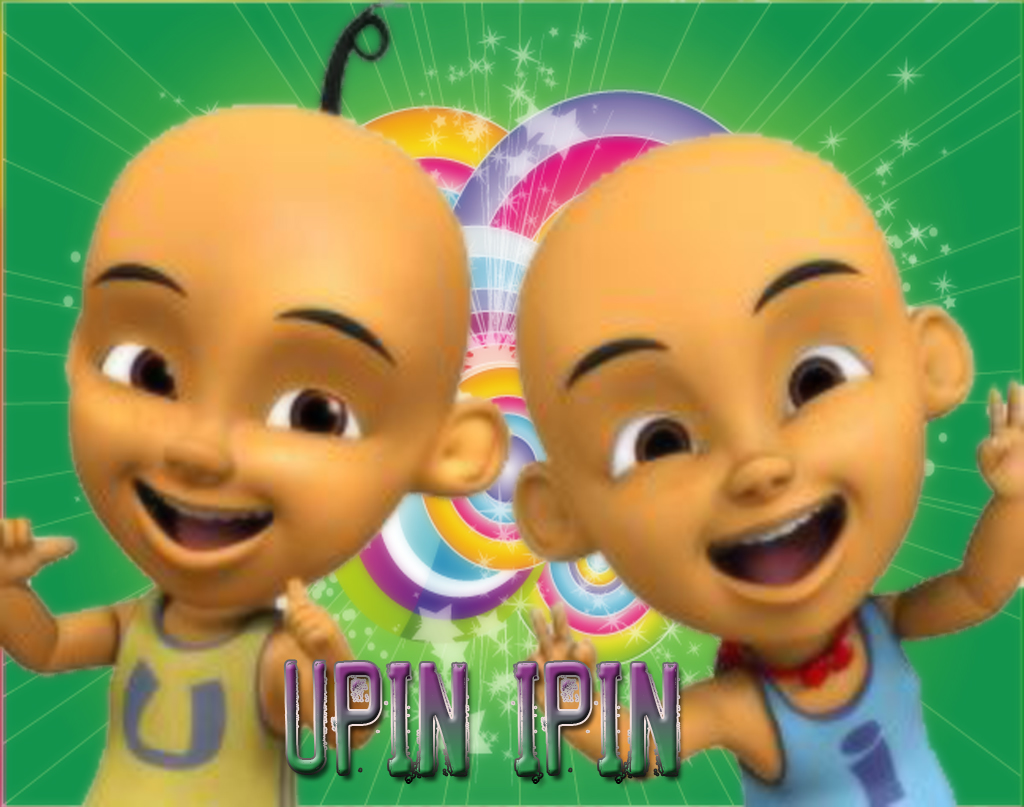 Upin & Ipin - JungleKey.in Image