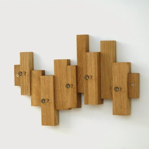 original coat hooks wall mounted in modern style