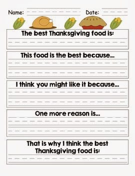 2 paragraph essay thanksgiving Bring some holiday fun into your classroom with this multipurpose graphic organizer and coloring page for thanksgiving students can use the body of the turkey as a.