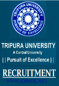 Government Jobs in Tripura University Recruitment 2014