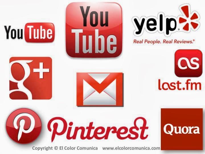Rojo: Social Media