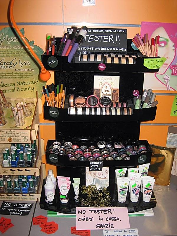 Bioprofumeria Emporio Natura Parma - Neve Cosmetics-