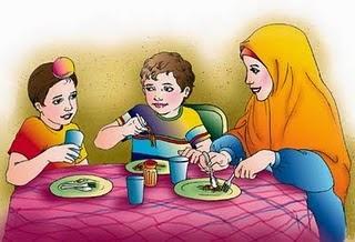 makan minum dalam Islam