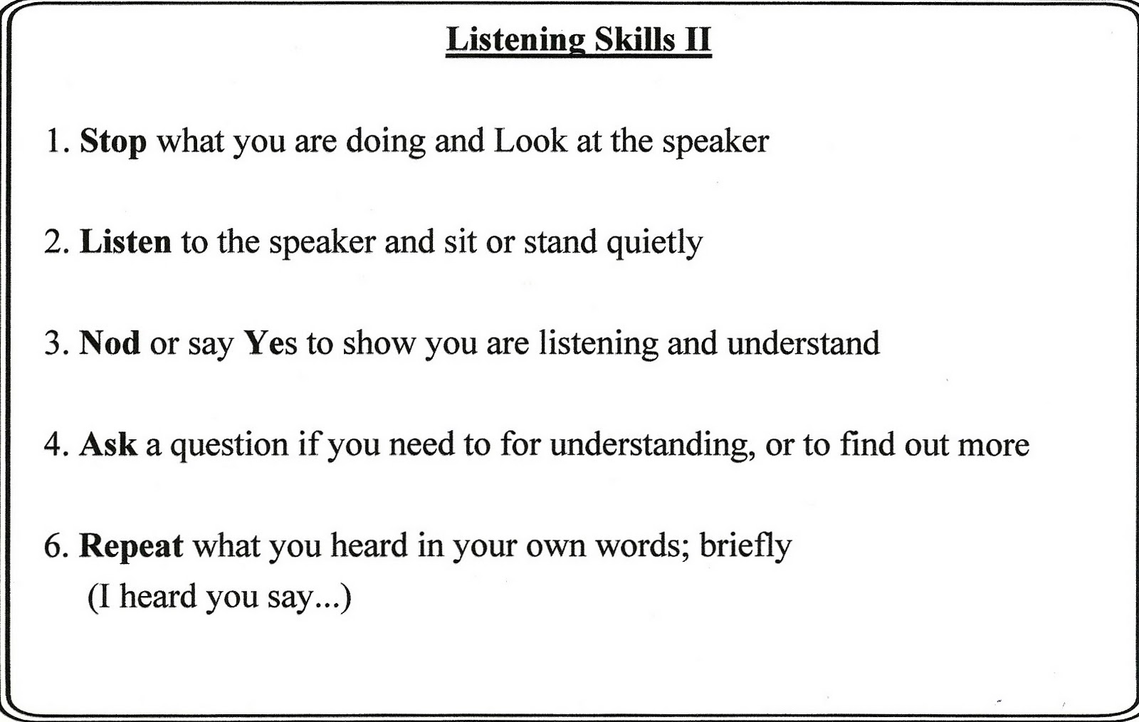 the listeners essay Audience analysis is the process of examining information about your listeners that analysis helps you to adapt your message so that your listeners will respond as.