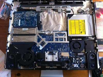 how to replace hard drive on imac 2013