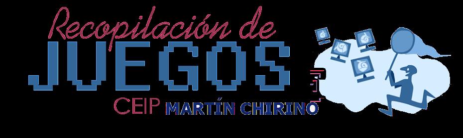 Recopilación de juegos Ceip Martín Chirino