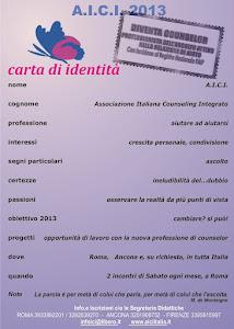 Carta di Identità di A.I.C.I.