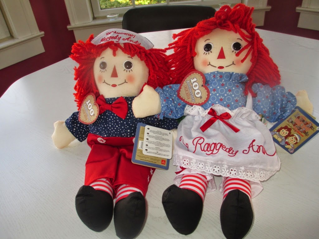 the grandma chronicles raggedy ann dolls a great story and giveaway