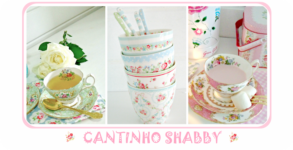 Cantinho Shabby