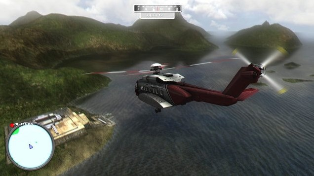 Helicopter 2015 Natural Disasters (Simulator)