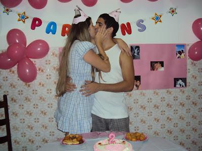 aniversário de namoro