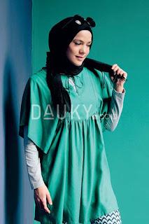Model 5. Hijab Modern Dauky Terbaru image