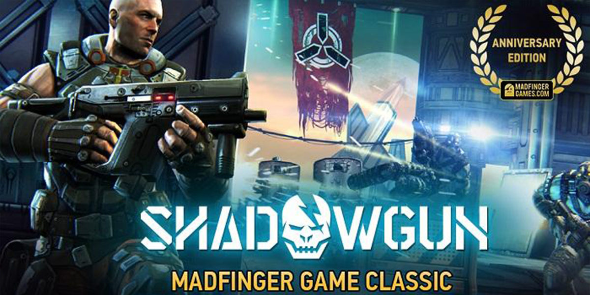 Shadowgun 1.5 Full Apk + Datos SD