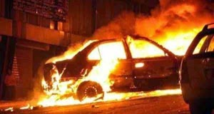 محاولة قتل وكيل نيابة بتفجير سيارته