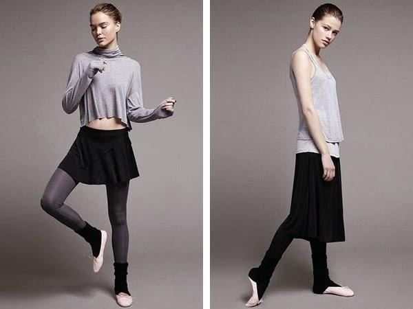 Oysho ropa deportiva mujer danza