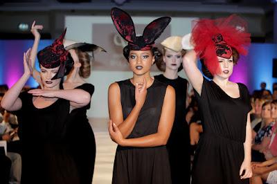 Runway Models at Birmingham International Fashion Week